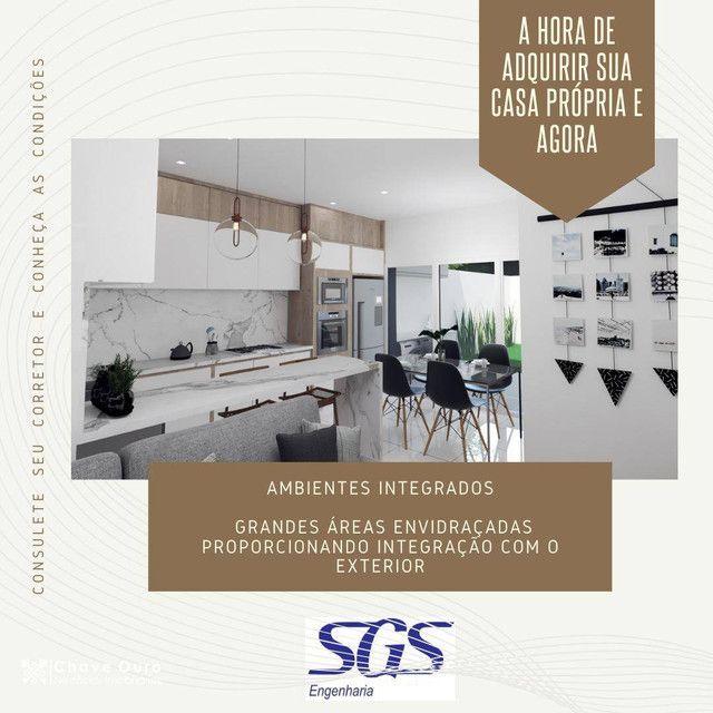Casa no Florais do Paraná com 01 Suíte + 01 dormitório - Foto 2