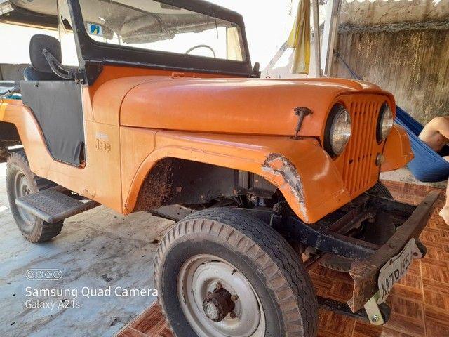 Jeep- Ford 1978 - Foto 4