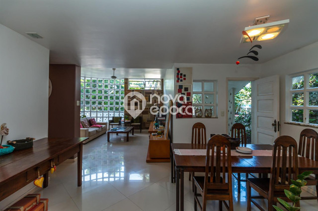 Casa à venda com 5 dormitórios em Laranjeiras, Rio de janeiro cod:FL6CS52847 - Foto 3