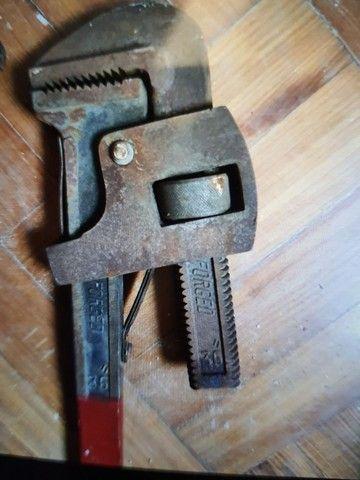 Vendo chave grifo 48 e 36 polegadas - Foto 4