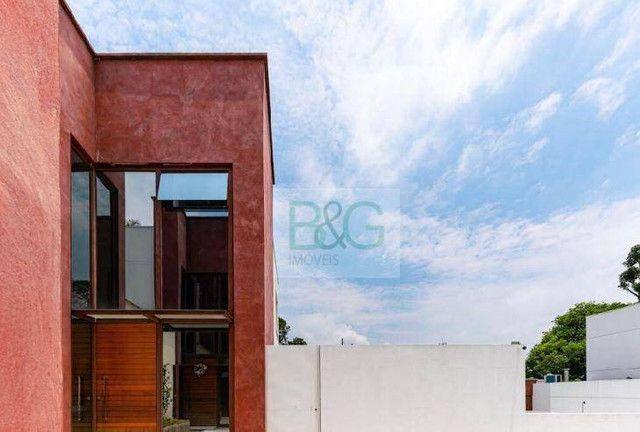 Casa à venda, 533 m² por R$ 6.000.000,00 - Brooklin Velho - São Paulo/SP