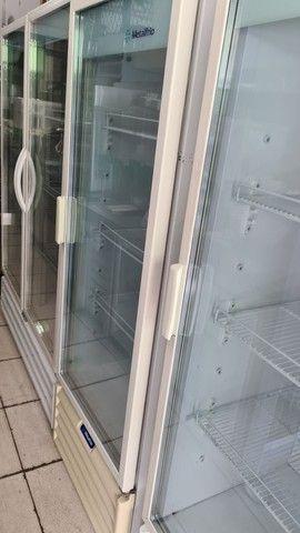 Refrigerador de uma e duas portas metalfrio  - Foto 3