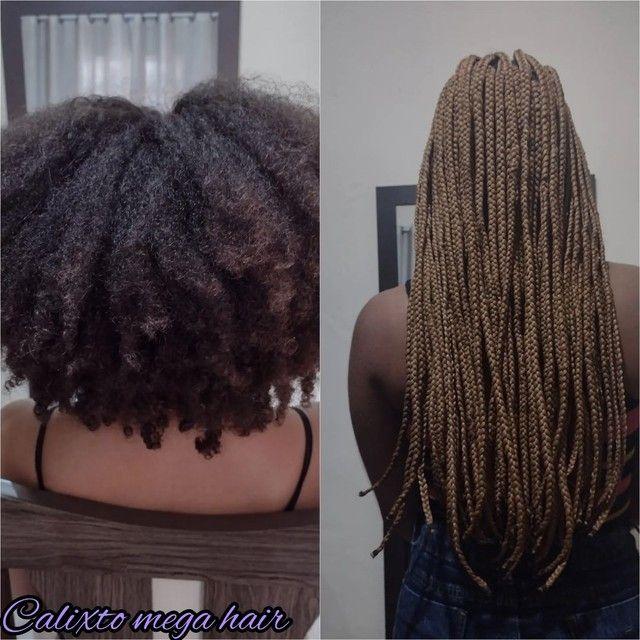 Colocação de cabelo - Foto 5