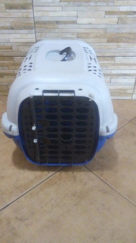 Caixa transporte de cachorro - Foto 2