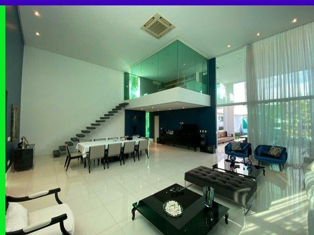Condomínio itaporanga Três Casa 5 Quartos Ponta Negra  - Foto 7