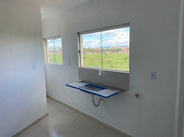 Vendo ou troco Apartamento (térreo e 1° andar) - Rua principal do Hosana - Foto 7