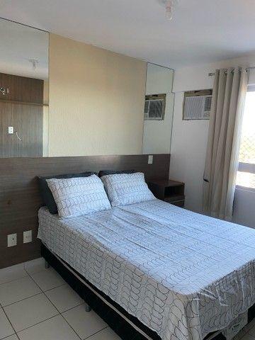 Apartamento 2/4 Mobiliado Vista Mar - Cond. Verano de Ponta Negra  - Foto 13