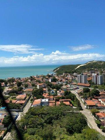 Apartamento 2/4 Mobiliado Vista Mar - Cond. Verano de Ponta Negra  - Foto 9