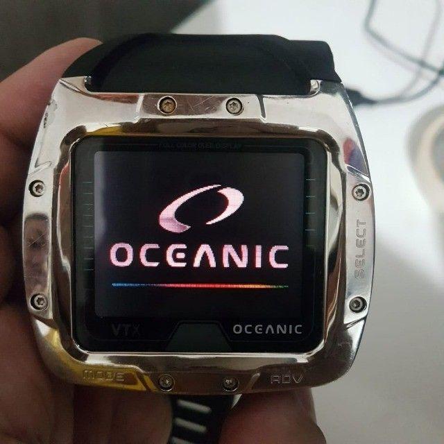 Vendo Computador Mergulho Oceanic VTX - o mais completo - novo