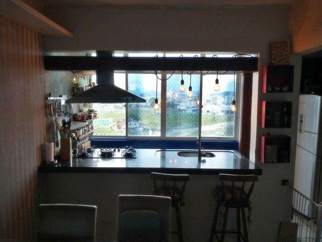 Apartamento à venda com 3 dormitórios em Capoeiras, Florianópolis cod:82770