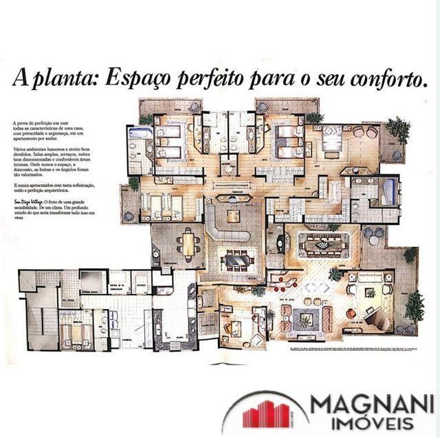 LOCAÇÃO | Apartamento, com 4 quartos em ZONA 01, MARINGA - Foto 14