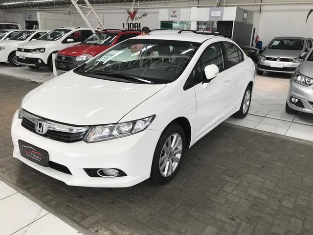 Honda Civic 2014 LXR AUTOMÁTICO De: 59990 Por: 56990 83988909989 Zap