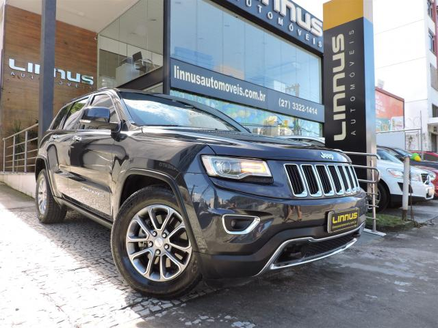Perfect JEEP GRAND CHEROKEE 2013/2014 3.6 LIMITED 4X4 V6 24V GASOLINA 4P AUTOMATICO