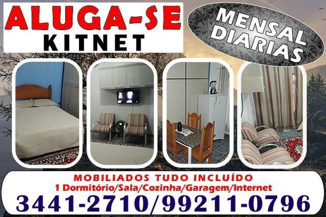Apartamentos mobiliado