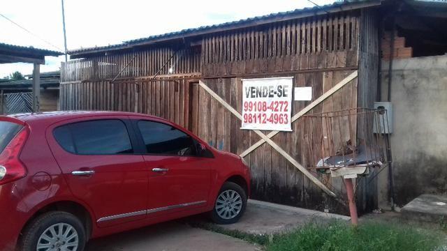 Vendo casa no Congos