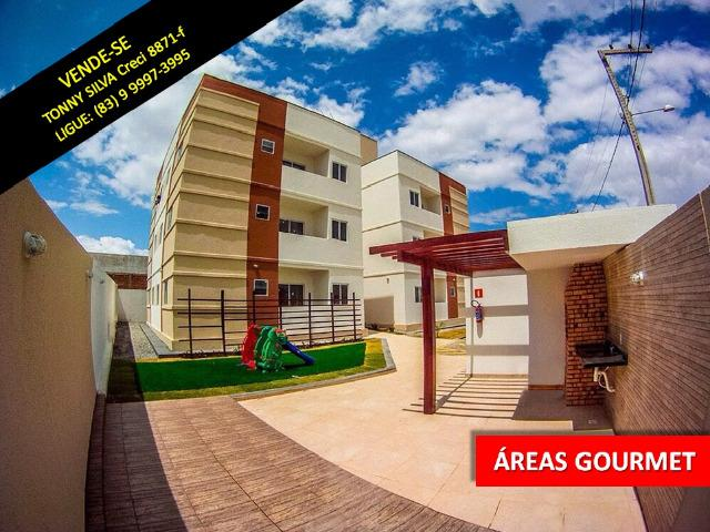 Apartamento pronto para morar em Campina Grande - PB
