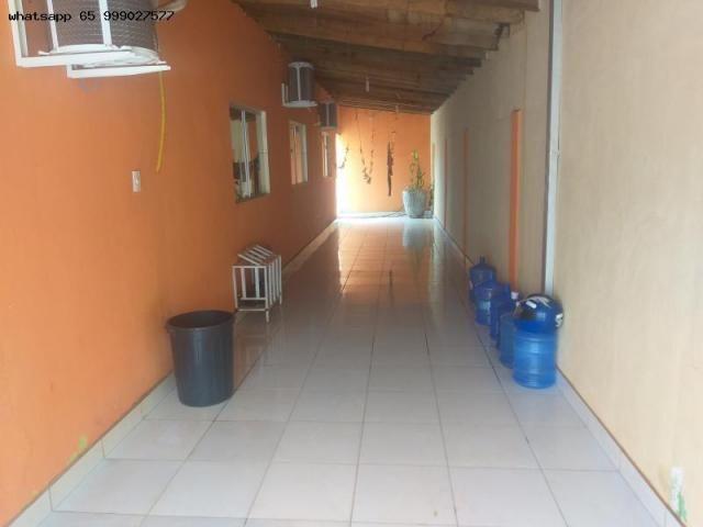Casa para Venda em Várzea Grande, Ouro Verde, 3 dormitórios, 1 suíte, 3 banheiros, 4 vagas - Foto 6