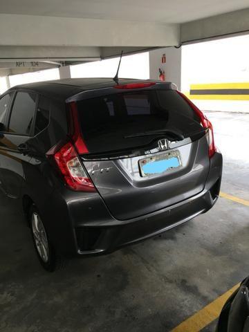 Honda Fit lx cvt 1.5 - 2014/2015, único dono e em ótimo estado - Foto 5