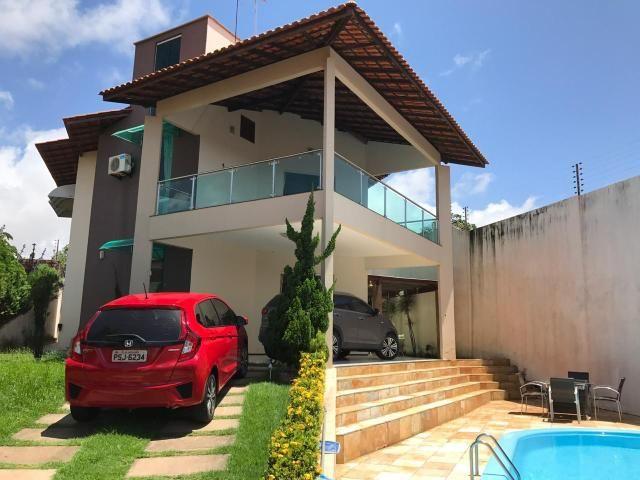 ALUGO ou VENDO Casa com 3 qtos e área de lazer - Foto 3
