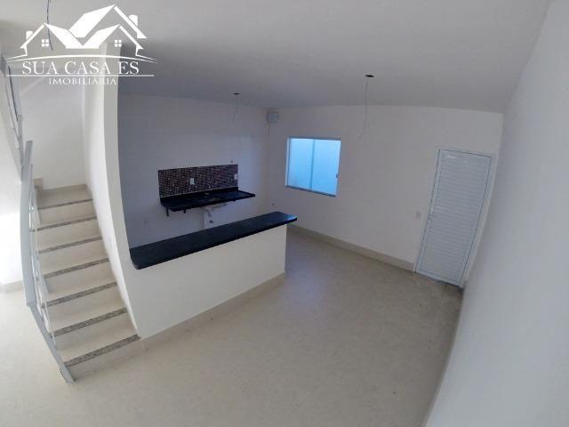 Casa Duplex 3 Quartos c/ Suíte em Manguinhos - Quintal Privativo - Serra - ES - Foto 6