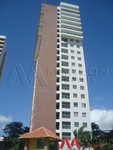 Apartamento Paradise Village/Capim Macio, com 2/4 sendo 1 suíte e 55m² - Foto 2