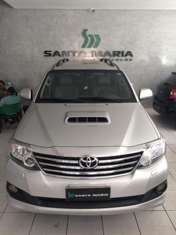 Toyota Hilux Sw4 HILUX SW4 SRV 4P