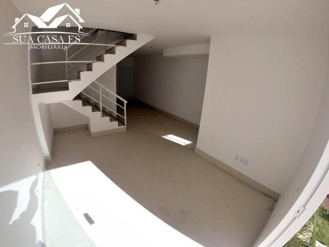 Casa Duplex 3 Quartos c/ Suíte em Manguinhos - Quintal Privativo - Serra - ES - Foto 8