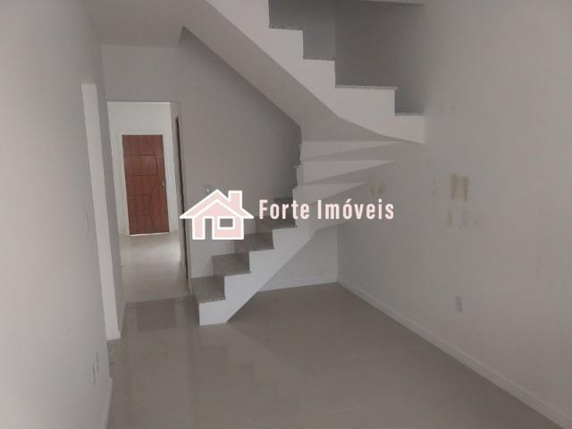 IF389 Casa Duplex 1ª Locação c/ 2 Quartos Sendo 1 com Sacada - Campo Grande RJ - Foto 2