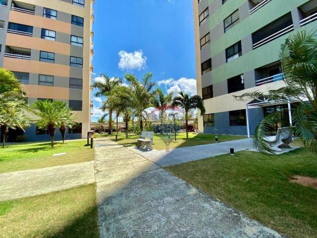 Apartamento com 2 dormitórios à venda, 59 m² por r$ 190.000 - pitimbu - natal/rn sun garde - Foto 15