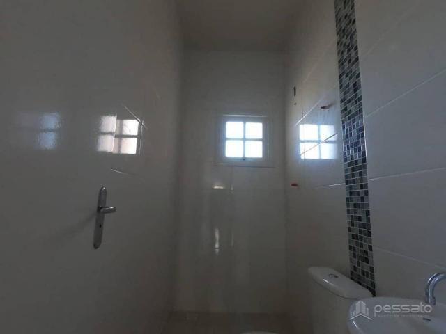 Casa com 2 dormitórios à venda, 50 m² por r$ 185.000 - bom sucesso - gravataí/rs - Foto 3