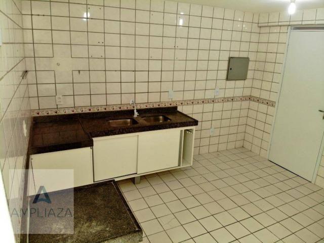 Apartamento com 3 dormitórios à venda, 128 m² por r$ 480.000 - de lourdes - fortaleza/ce - Foto 13