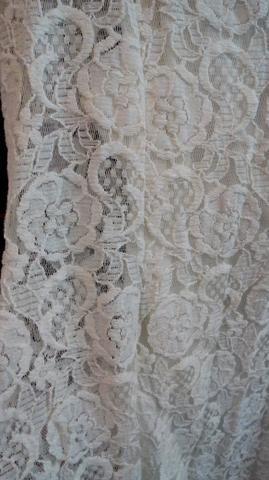 Vestido novo renda Guipir - Foto 5