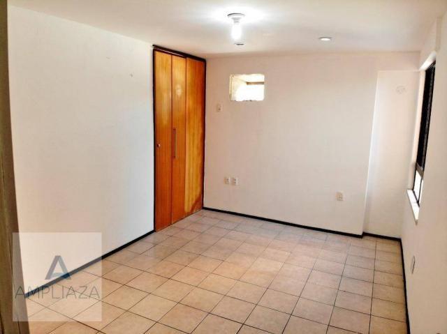 Apartamento com 3 dormitórios à venda, 128 m² por r$ 480.000 - de lourdes - fortaleza/ce - Foto 9