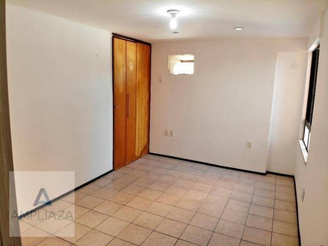 Apartamento com 3 dormitórios à venda, 128 m² por r$ 480.000 - de lourdes - fortaleza/ce - Foto 10