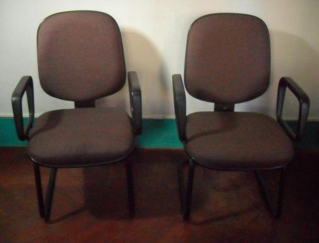 Cadeira Fixa Sala Espera e Reunião