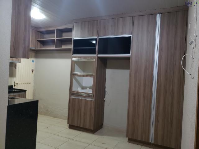 03 quartos / armários / garagem / preço de apartamento / casa térrea / setor de mansões - Foto 12