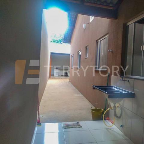 Casa à venda com 3 dormitórios em Polocentro 2ª etapa, Anápolis cod:CA00200 - Foto 7