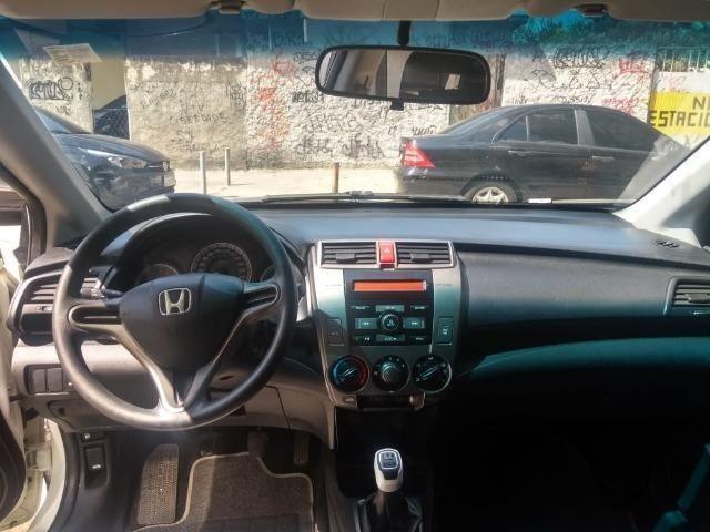 City DX 1.5 Flex - Baixo km - Consigo Financiamento - 2013 - Foto 8