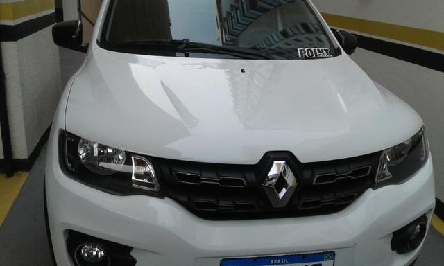 Renault Kwid 2018 Intense completo, câmera de Ré, multimídia etc.R$32.500,00 - Foto 8