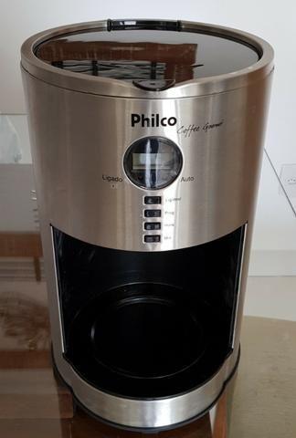 Cafeteira Philco Coffe Gourmet - Aço Inox - 220 volts