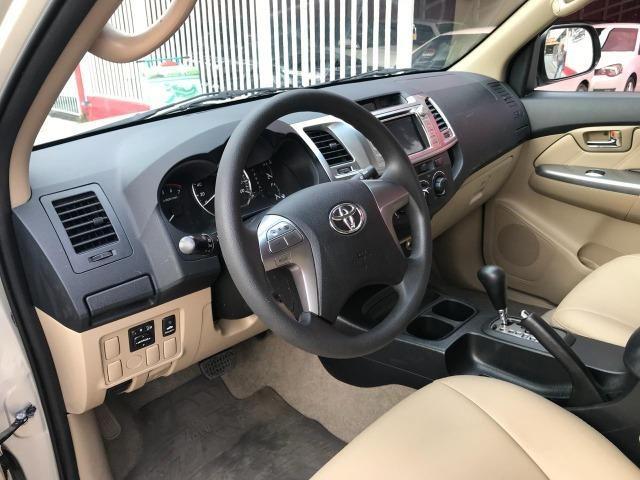 Toyota Hilux SW4 2.7 SR 4x2 7L (Flex) 2015 / 2015 - Foto 9