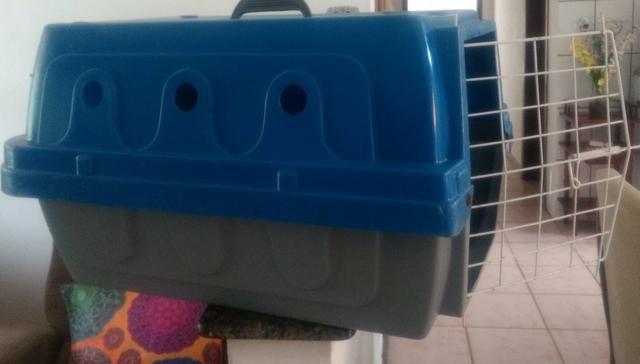 Vendo gaiola de cachorro pet - Foto 2