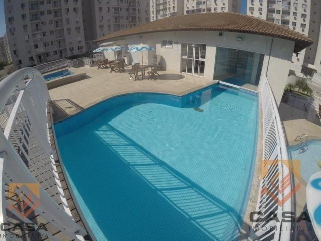 _ Apartamento no Villaggio Laranjeiras com 3 qts c/ suíte - Foto 6