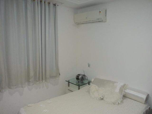 CA0597 - Casa duplex em condomínio com 3 suítes, 3 vagas e lazer no Eusébio - Foto 3
