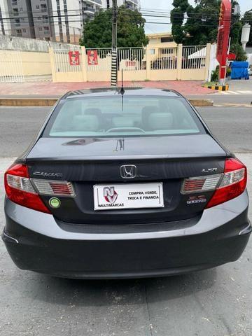 Honda civic lxr 2016 automatico 10 mil de entrada - Foto 9