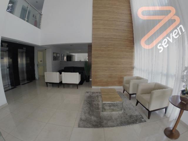 Porto Tropical - Ponta Negra - 1º andar - 57m² - 2/4 sendo uma suíte -SN - Foto 2