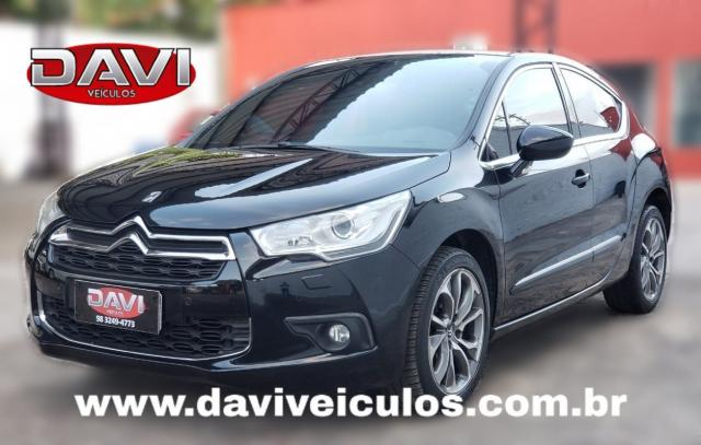 CITROËN DS4 2013/2014 1.6 MPFI 16V TURBO INTERCOOLER GASOLINA 4P AUTOMÁTICO - Foto 2