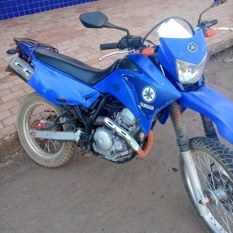 Lander 250 cc yamaha