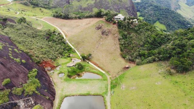 Área de 20 mil m², Escriturada, na Linda Fazenda Serra da Risca. Valores variáveis conform - Foto 7