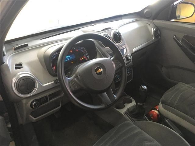 Chevrolet Agile 1.4 mpfi ltz 8v flex 4p manual - Foto 8